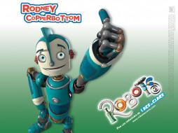 мультфильмы, robots