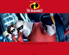 обои для рабочего стола 1280x1024 мультфильмы, the, incredibles