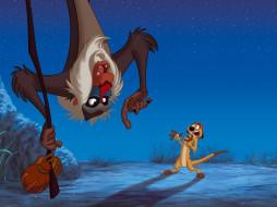 обои для рабочего стола 1152x864 мультфильмы, the, lion, king