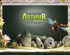 мультфильмы, arthur, and, the, minimoys