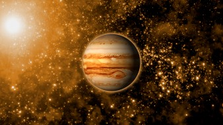 the, fifth, planet, космос, юпитер, планета