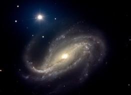 галактика, ngs, 613, космос, галактики, туманности