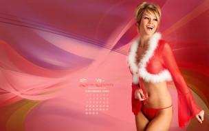 lisa, gleave, календари, девушки