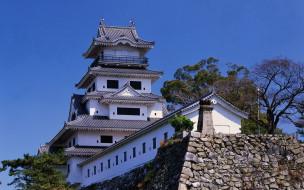 japan, города, замки, Японии