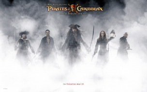 кино, фильмы, pirates, of, the, caribbean, at, world`s, end