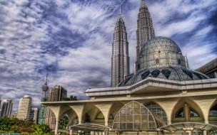 города, куала, лумпур, малайзия