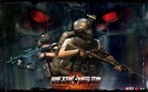 Mission Against Terror Online обои для рабочего стола 1920x1200 mission, against, terror, online, видео, игры