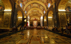 обои для рабочего стола 2560x1600 интерьер, дворцы, музеи