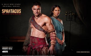 Spartacus: Blood and Sand обои для рабочего стола 1920x1200 spartacus, blood, and, sand, кино, фильмы