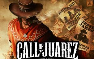 call, of, juarez, the, gunslinger, видео, игры, сигара, шляпа