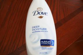 бренды, dove, крем
