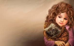 sweet, feeling, by, lilok, рисованные, лилия, самаренкова