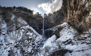 обои для рабочего стола 2560x1600 природа, водопады