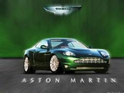 Aston Martin обои для рабочего стола 1024x768