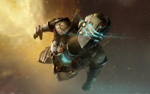 Dead Space 2 обои для рабочего стола 2560x1600 dead, space, видео, игры