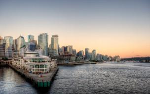 vancouver, города, ванкувер, канада