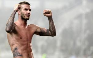 David Beckham обои для рабочего стола 2560x1600 david, beckham, мужчины