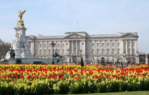 Лондон великобритания букингемский