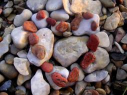 природа, камни, минералы, сердечки