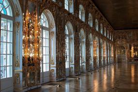 екатерининский, дворец, санкт, петербург, интерьер, дворцы, музеи, окна, паркет, позолота, зал