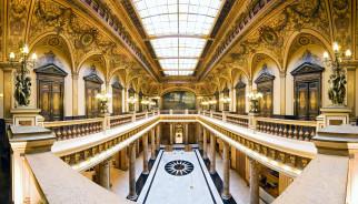 интерьер, дворцы, музеи, казино