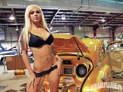 автомобили, авто, девушками, гараж