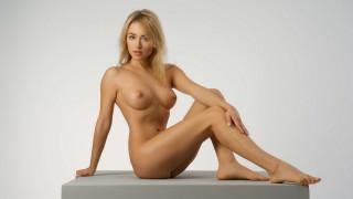 эротика, блондинки, грудь