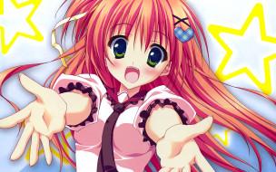аниме, hoshizora, kakaru, hashi, bridge, to, the, sky