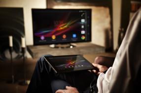бренды, sony, андроид, планшет, xperia, tablet, z