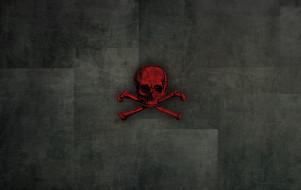 Стола 1900x1200 3д графика horror ужас череп