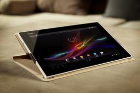 бренды, sony, андроид, xperia, tablet, z