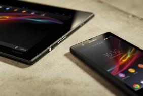 бренды, sony, планшет, андроид, xperia, tablet, z