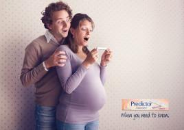 бренды, predictor, беременность, тест, юмор