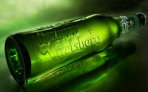 бренды, carlsberg, пиво, бутылка