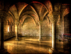 интерьер, дворцы, музеи, арки, колонны, монастырь
