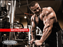 muscletech, бренды, seth, feroce