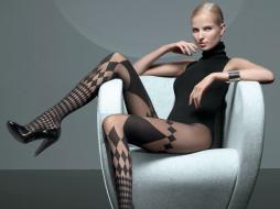 Suzanne pots девушки колготки модель