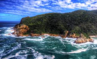 обои для рабочего стола 3866x2361 природа, побережье, вода