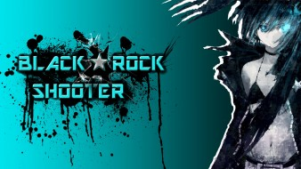 black, rock, shooter, аниме, мато, курои