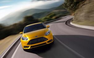 автомобили, ford, скорость
