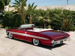 автомобили, oldsmobile, starfire, convertible, 1961, олдсмобиль, старфаир