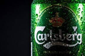 бренды, carlsberg, банка, пиво