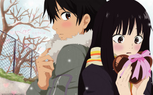 аниме, kimi, ni, todoke, kuronuma, sawako, kazehaya, shouta