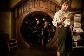 The Hobbit: An Unexpected Journey обои для рабочего стола 3000x2000 the, hobbit, an, unexpected, journey, кино, фильмы, хоббит