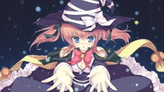 аниме, mizu, no, miyako, patisserie, девушка, ведьма