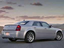 chrysler, 300c, srt, 2005, автомобили