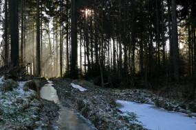 обои для рабочего стола 2400x1600 природа, дороги, Чехия, карловарский, край