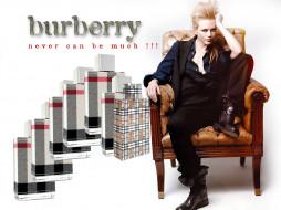 бренды, burberry, кресло, блондинка