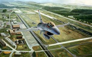 авиация, 3д, рисованые, graphic, рисунок