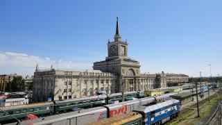 города, здания, дома, ж, , д, вокзал, волгоград